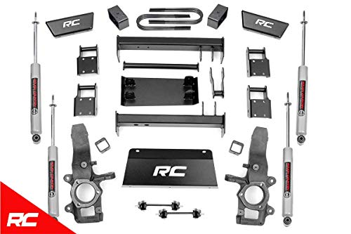 4 inch lift kit 1999 ford f150 - 1