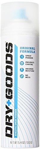 Dry Goods Athletic Spray Powder-Original-5.4 oz