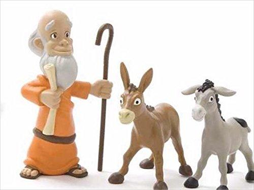 Cactus Game Design 865065 Figurine Set Tales of Glory Noahs Ark
