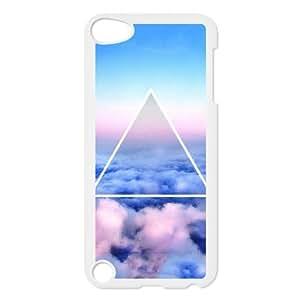 iPod Touch 5 Case White Nebula Galaxy ctsa