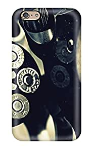 New Snap-on Annie T Crawford Skin Case Cover Compatible With Iphone 6- Gun