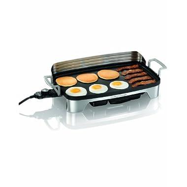 Hamilton Beach Premiere Cookware Electric Griddle