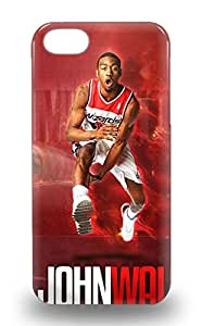Awesome Design NBA Washington Wizards John Wall #2 Hard Case Cover For Iphone 5/5s