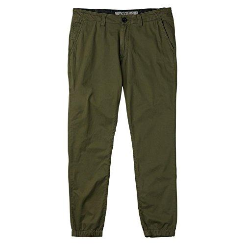 BURTON Men's Belvidere Pants, Size 28, Beetle