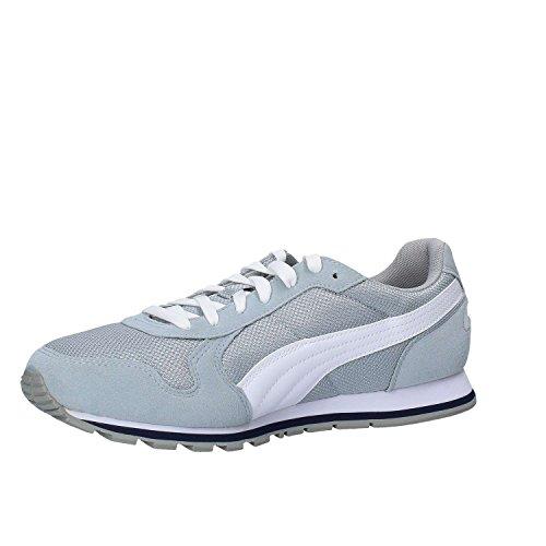 Scarpa white blu St Mesh limestone Peacoat bianco Puma Running Runner Bianco qtOW8nS