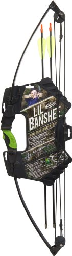 Lil Banshee Compound Barnett (Barnett Crossbows Team Realtree Lil Banshee Compound)