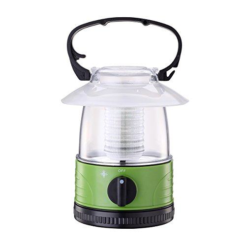 ZZD Mini LED Camping Lantern Lights Kids Small Lightweight Flashlight for Hiking, Emergencies, Storms(4 AA Battery -