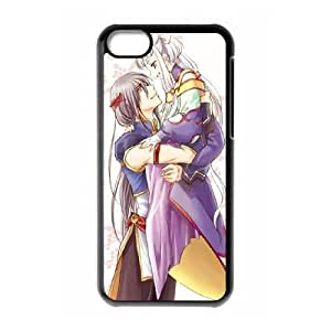 Code Geass iPhone 5c Cell Phone Case Black TPU Phone Case SV_065900