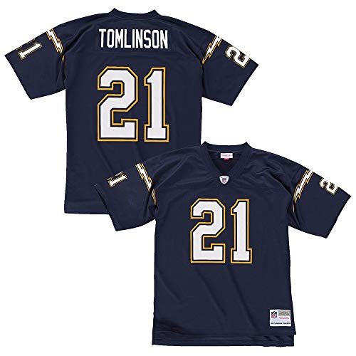 LaDainian Tomlinson Mitchell & Ness 2006 Throwback Jersey San Diego Chargers (X-Large)