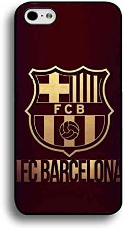 Apple iPhone 6 Plus/6s Plus (5,5 pulgadas) carcasa para FC Barcelona, mejor regalo de cumpleaños, diseño único Logo de FC Barcelona Funda: Amazon.es: Electrónica