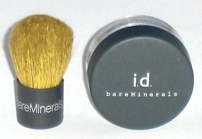 Bare Escentuals FAIRLY LIGHT Sample & Mini Buki Brush