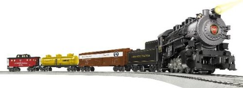 Pennsylvania Flyer Train Set (Lionel Pennsylvania Flyer Freight Train Set with Diorama)