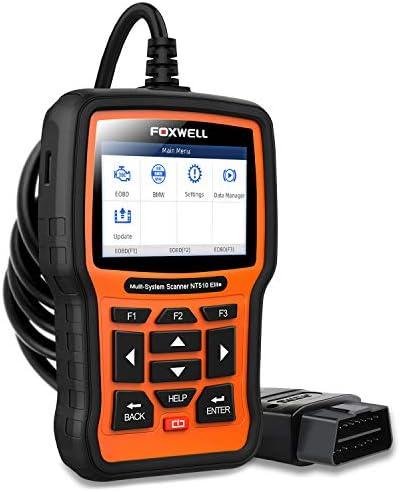 FOXWELL Diagnostic Scanner Automotive Registration product image