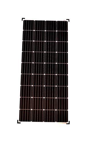 Solarmodul 180 Watt Mono Solarpanel Solarzelle 1480x680x35 93050 Photovoltaik