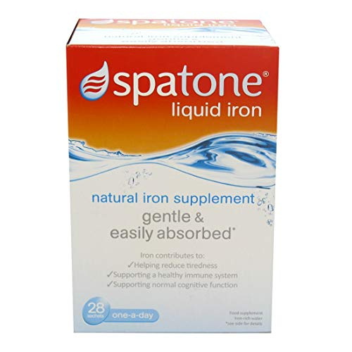 (2 PACK) - Spatone Spatone Iron+ - 28 Day Pack| 28 s |2 PACK - SUPER SAVER - SAVE -