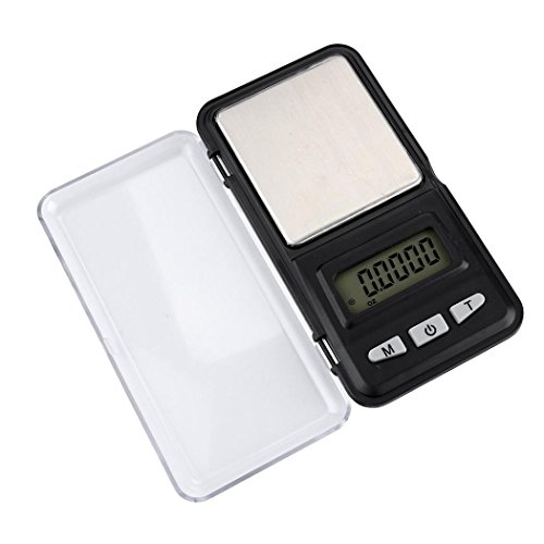 0.01g x 200g Electronic Digital Pocket Jewelry Scale Weight Balance - 8