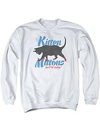 A&E Designs It's Always Sunny In Philadelphia Sweatshirt Kitten Mittons