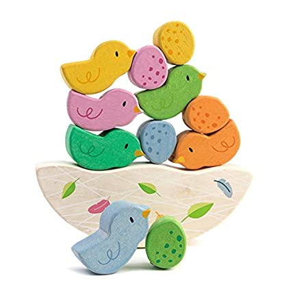 Tender Leaf Stacking & Balance Game