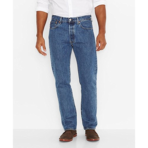 Levis 501 Button Fly - 7