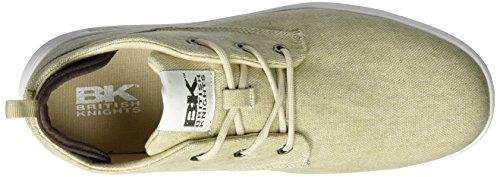 Dk Hommes De De Britanniques Beige Bas Calix sable Top Sneakers Chevaliers Brun FwAfaxWqR