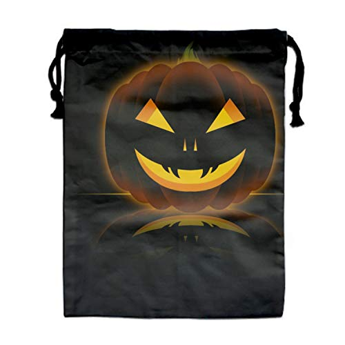 Party Favors Bags Halloween Gif Designs, Cartoon Gift Candy Drawstring Bags Pouch, Treat Goodie Bags Kids Girls Boys Birthday -
