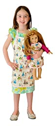 Girl & Doll Mommy/Daughter Aprons