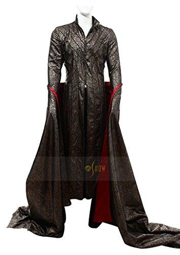 Mtxc Men's The Hobbit Cosplay Costume Thranduil Full Set Size X-large (Thranduil Costume)