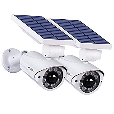 A-ZONE Solar Lights Outdoor