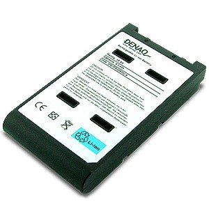 DQ-PA3285U-6 Li-Ion 6-Cell Laptop Battery for Toshiba - F15 Series Laptop G15 G25