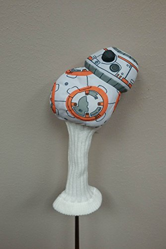 BB-8 Star Wars Character Golf Driver Headcover