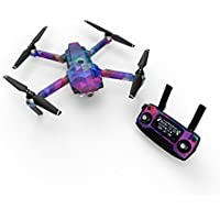 Charmed Decal for drone DJI Mavic Pro Kit - Includes Drone Skin, Controller Skin and 3 Battery Skins