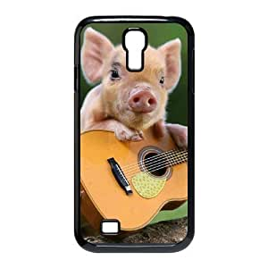ALICASE Little Pig Diy Case Shell Cover For Samsung Galaxy S4 i9500 [Pattern-1]