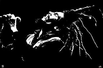 Bob Marley (B&W 61 x 91.5 cm Ma x i Poster Pyramid International PP32229 17216