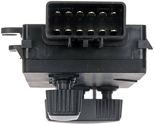 Dorman 901-202 Driver Side 8-Way Power Seat Switch, Model: 901-202, Car & Vehicle Accessories / Parts