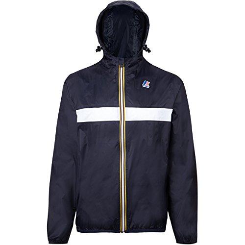 K Way Le Vrai Claude 3.0 Colour Block Jacket