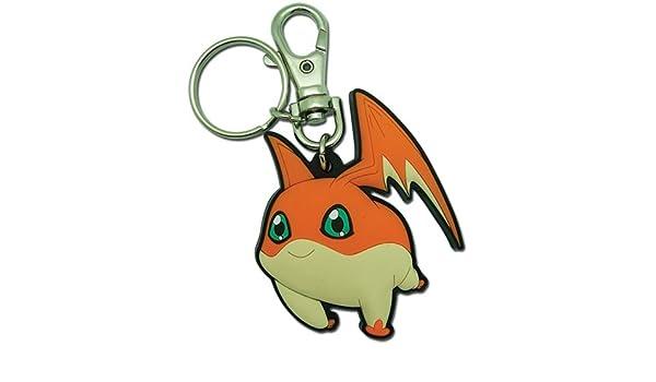 Digimon Patamon PVC Llavero: Amazon.es: Juguetes y juegos