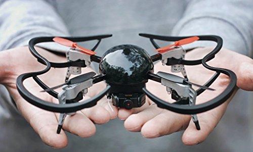 (Extreme Fliers Micro Drone 3.0 Standard Camera/FPV Bundle with Wi-Fi HD Camera Module, 720p x 1280 HD Resolution )