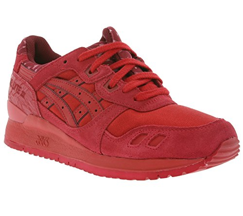 Red Lyte Red Gel H63QQ Rouge asics III Baskets 2323 08wzfq