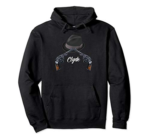 Mr Clyde Gangster Halloween Costume Hoodie Easy Couples -