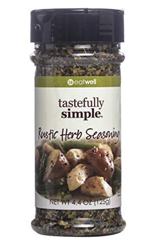 Tastefully Simple Rustic Herb Seasoning