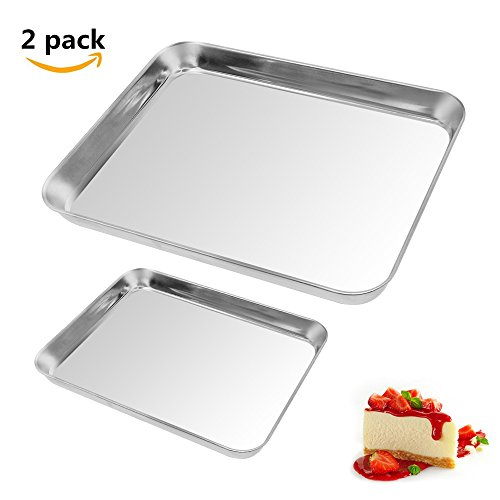 toaster oven tray set - 8