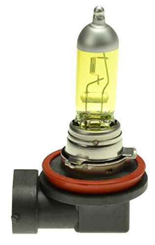 - HELLA H71071072 Optilux XY Series H8 Xenon Yellow Halogen Bulbs, 12V, 35W, 2 Pack