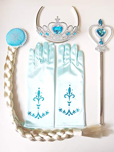 with Frozen Elsa Wands design