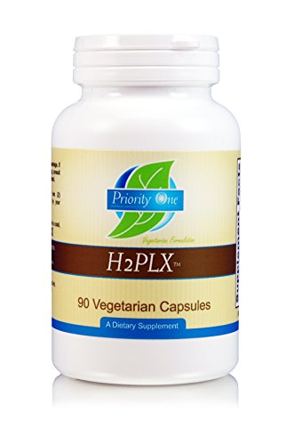 Priority One Vitamins H2PLX 90 Vegetarian Capsules - Specialized immune support formula with lithium, melissa extract, and other critical supportive nutrients.*