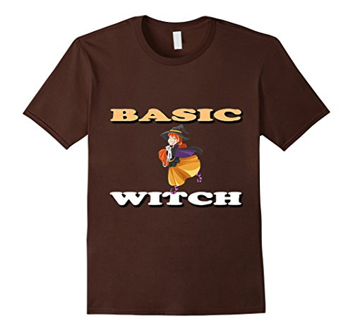 Redhead Male Halloween Costumes (Mens Halloween Basic Witch Shirt Redhead Gift Tee For Cat Lovers 3XL Brown)