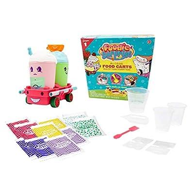 Redwood Ventures Food Surprise Mystery Food Cart: Toys & Games