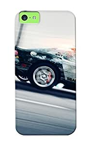 Eatcooment Sanp On Case Cover Protector For Iphone 5c (need For Speed Hot Pursuit) For Christmas Day's Gift