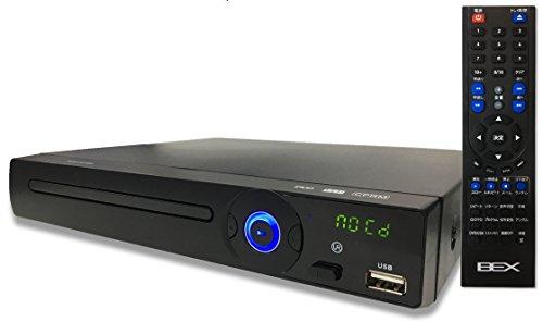 프로 텍 BEX 리젼 프리 CPRM대응 DVD플레이어 BSD-M1BK