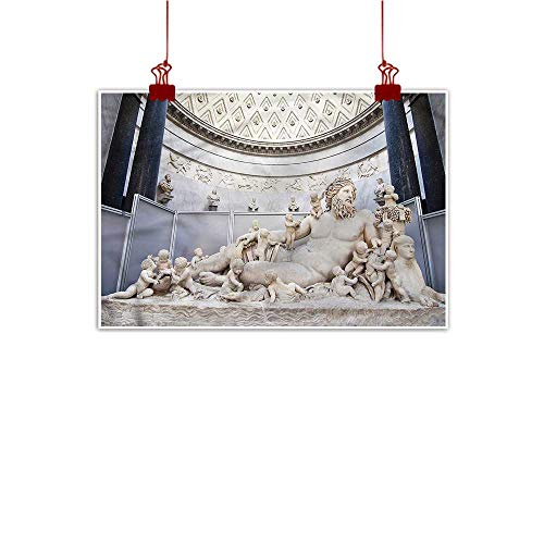 Wall Painting Prints Sculptures,Roman Man Lying Babies 28