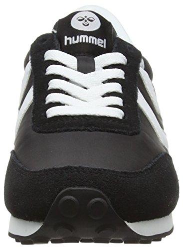 2001 Black Negro Adulto Hummel Seventyone Black Baja Lo Unisex Zapatilla FfFzxCawq